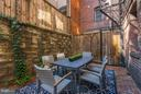 Al Fresco Dinner Parties for 6 or more! - 1511 22ND ST NW #15, WASHINGTON