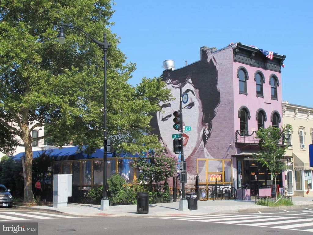 Dacha Beer Garden 1.5 blocks away. - 517 Q ST NW #2, WASHINGTON