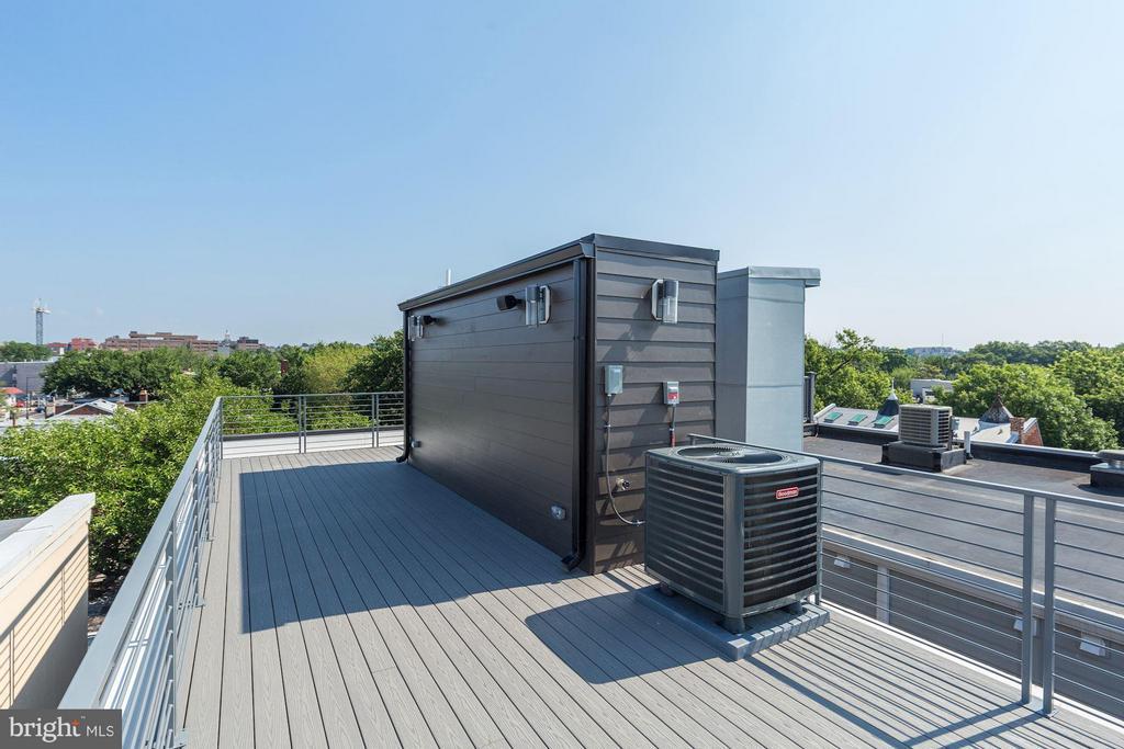 Includes 12 Solar Panels - 517 Q ST NW #2, WASHINGTON