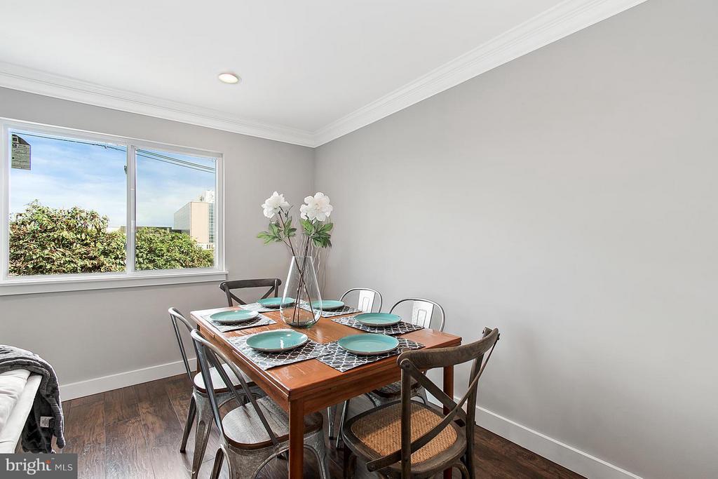 Dining Room - 1220 BARNABY TER SE, WASHINGTON