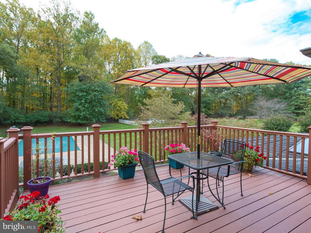 OUTDOOR LIVING w. MULTIPLE BALCONIES - 10207 HUNTER VALLEY RD, VIENNA