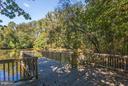 Community Dock. - 11600 FOREST HILL CT, FAIRFAX