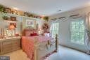 One of 5 Upper level Bedrooms. - 11600 FOREST HILL CT, FAIRFAX