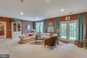 Endless Space in Finished Basement. - 11600 FOREST HILL CT, FAIRFAX