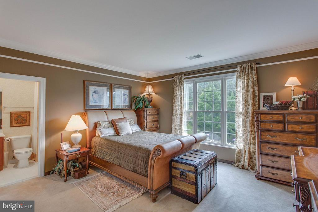 Spacious Bedroom with Private Bath. - 11600 FOREST HILL CT, FAIRFAX