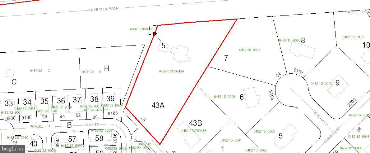 Land for Sale at 2839 Hideaway Road 2839 Hideaway Road Fairfax, Virginia 22031 United States