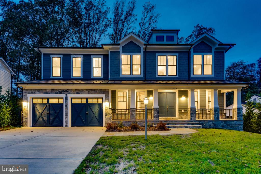 7540  BURNSIDE COURT, Falls Church, Virginia