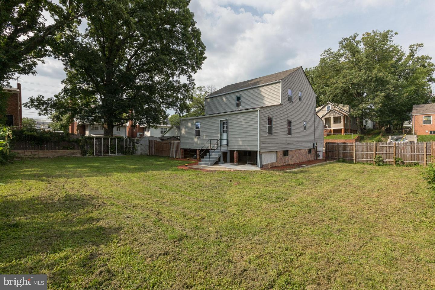 Photo of home for sale at 3905 Alton Street, Capitol Heights MD