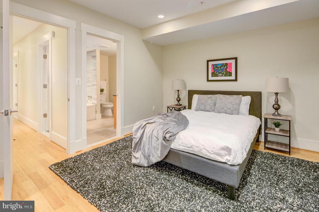 Bedroom - 1217 10TH ST NW #B, WASHINGTON