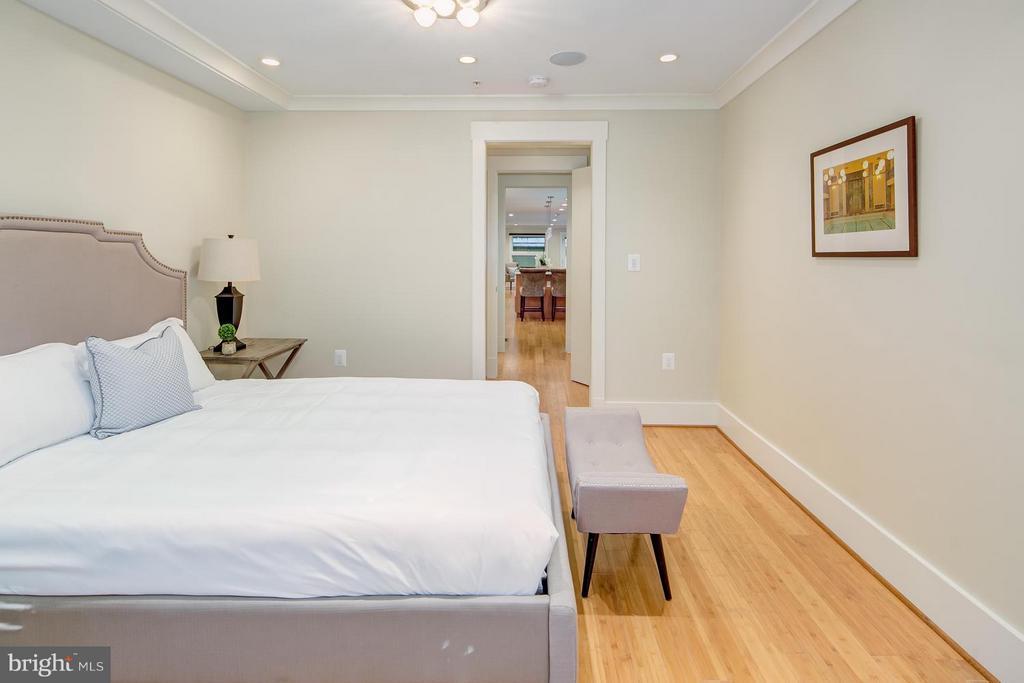 Bedroom (Master) - 1217 10TH ST NW #B, WASHINGTON