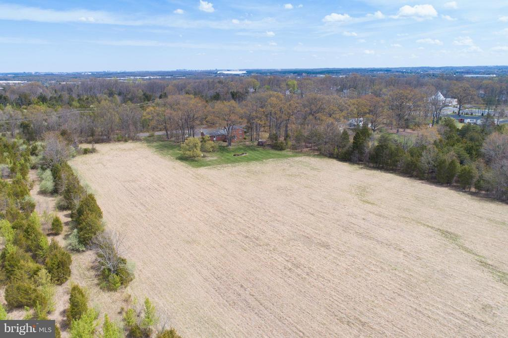 View of 15501 Herndon Ave. - 5.92 acre lot - 15411 HERNDON AVE, CHANTILLY
