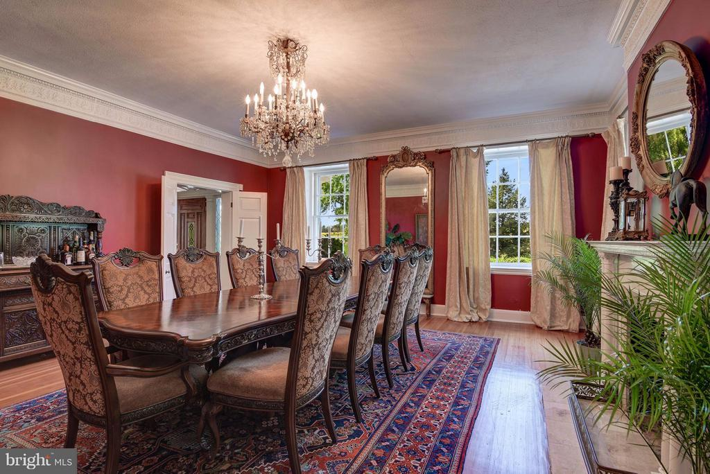 Dining Room - 19001 BUCKLODGE RD, BOYDS