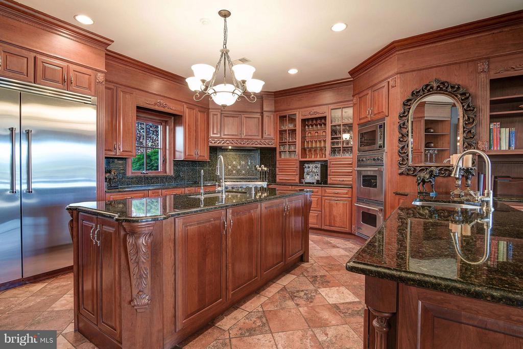 Kitchen - 19001 BUCKLODGE RD, BOYDS