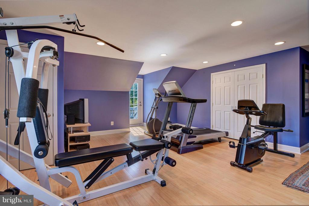 Exercise Room - 19001 BUCKLODGE RD, BOYDS