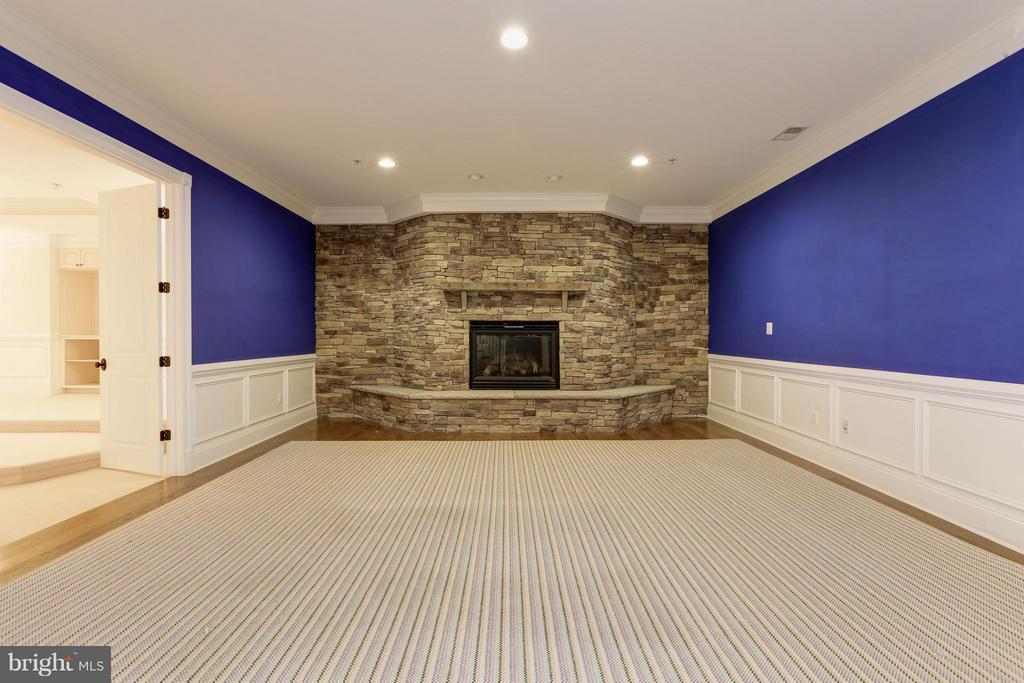 Recreation Room - 5214 OAKLAND RD, CHEVY CHASE