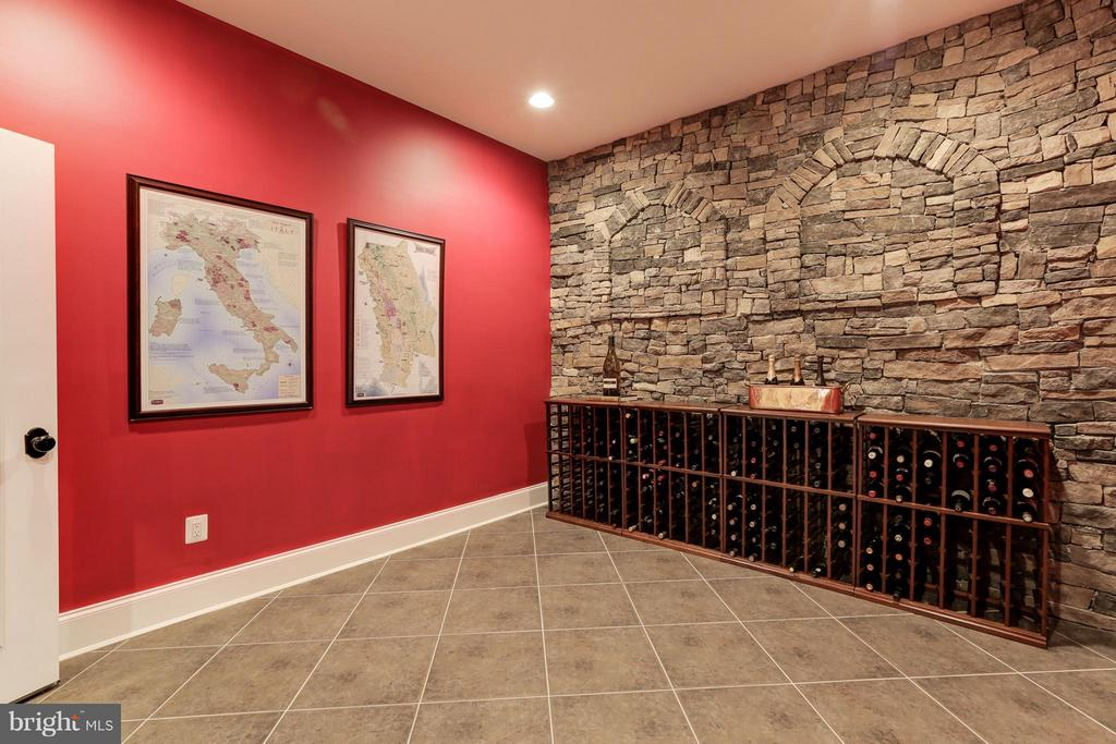 Wine Cellar - 5214 OAKLAND RD, CHEVY CHASE