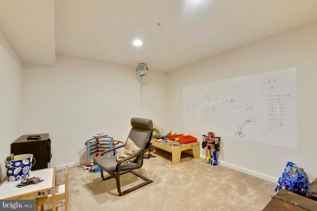 Den or Guest Room on Lower Level - 22504 HEMLOCK HILLS PL, CLARKSBURG