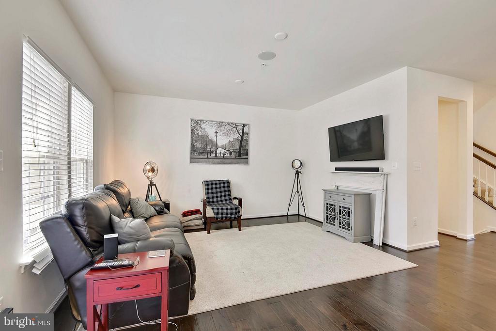 Main Level Family Room - 22504 HEMLOCK HILLS PL, CLARKSBURG