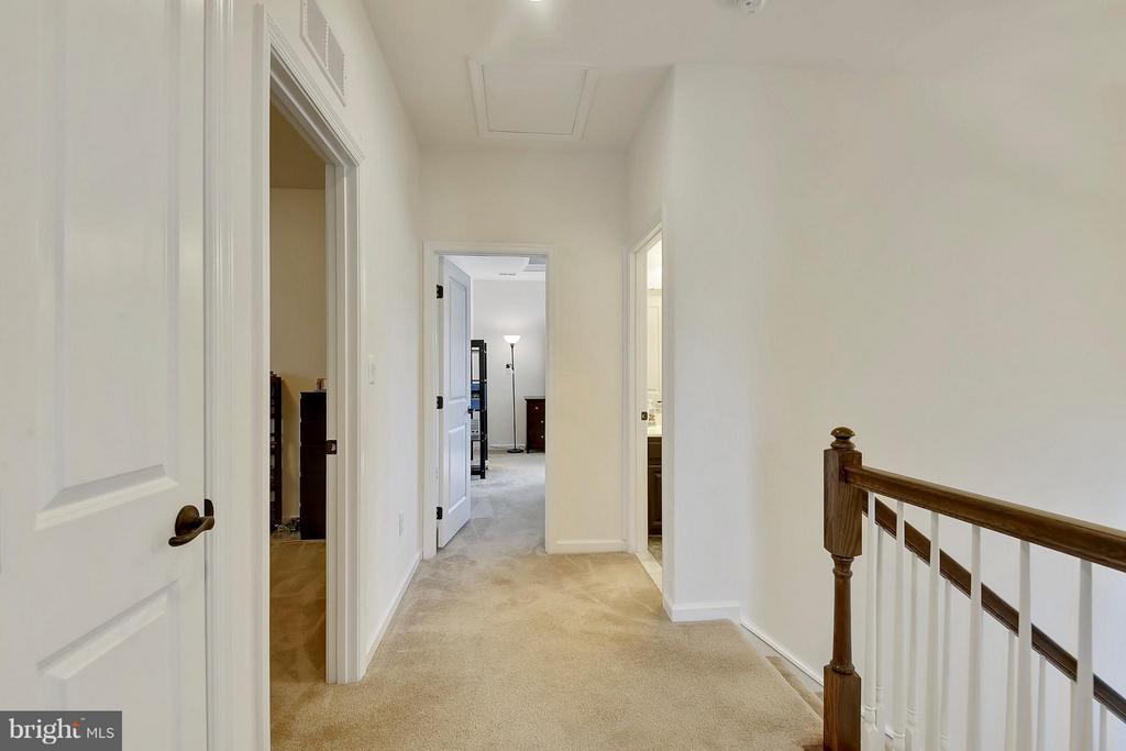 Upper Level Hallway - 22504 HEMLOCK HILLS PL, CLARKSBURG