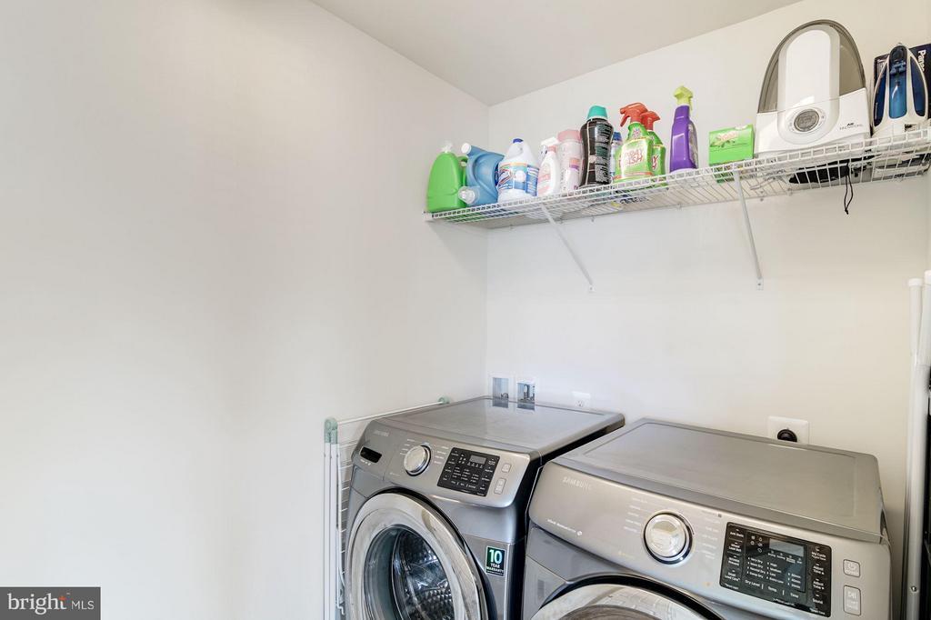 Laundry - 9075 SANDRA PL, MANASSAS PARK