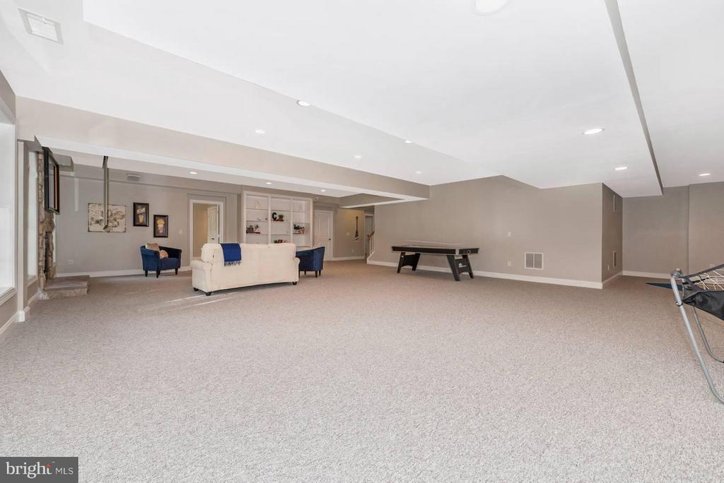 Basement - 6520 NIGHTINGALE CT, NEW MARKET