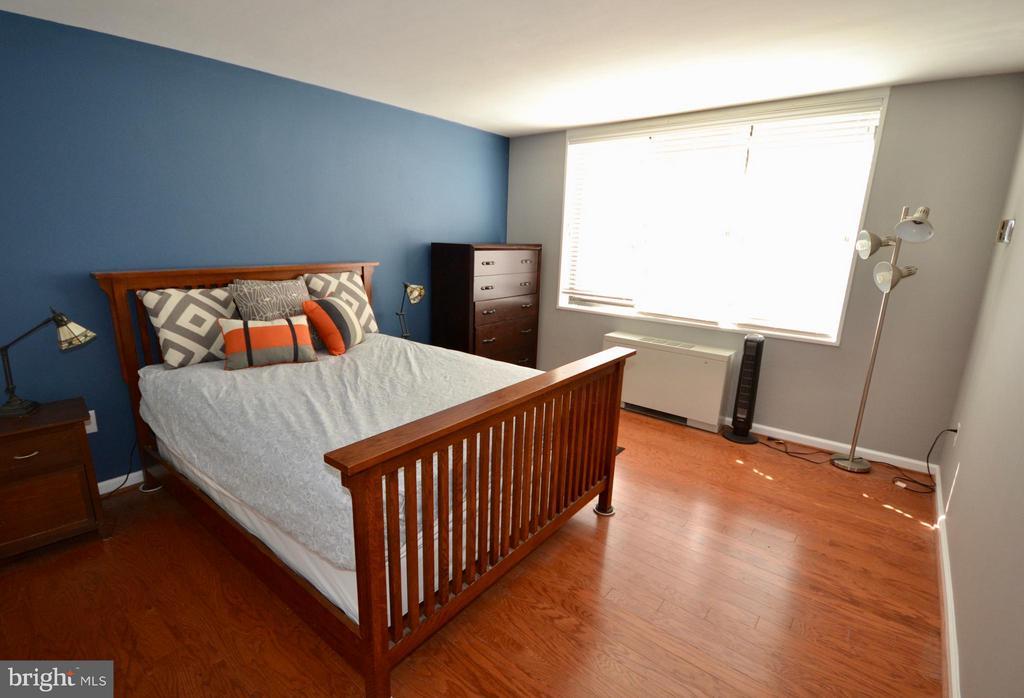 Huge Bedroom! - 2030 F ST NW #201, WASHINGTON