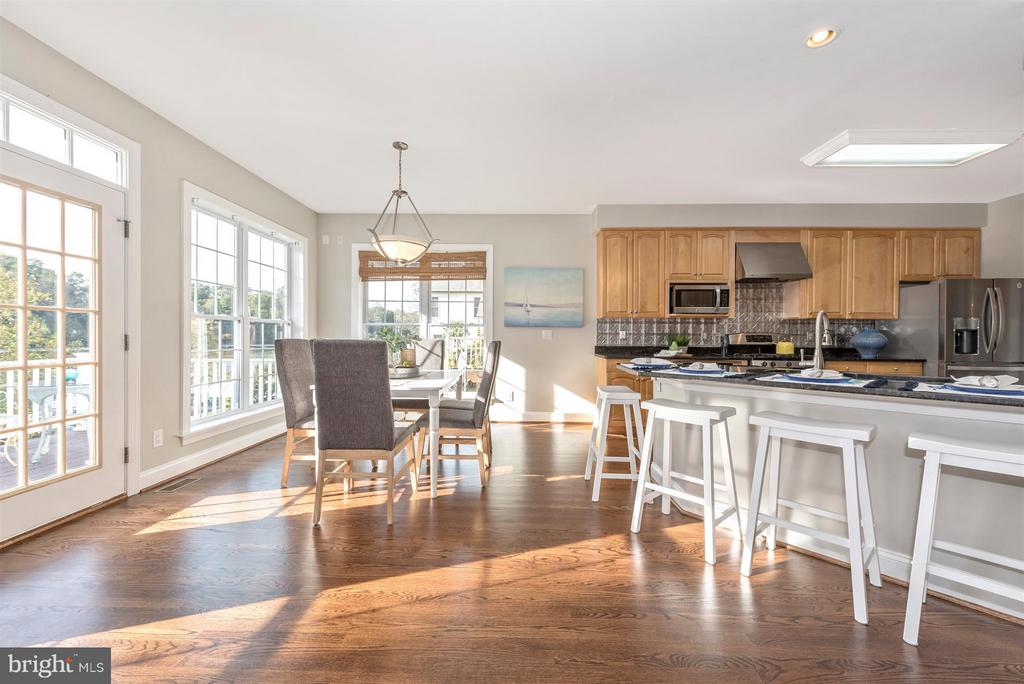 Kitchen - 6520 NIGHTINGALE CT, NEW MARKET