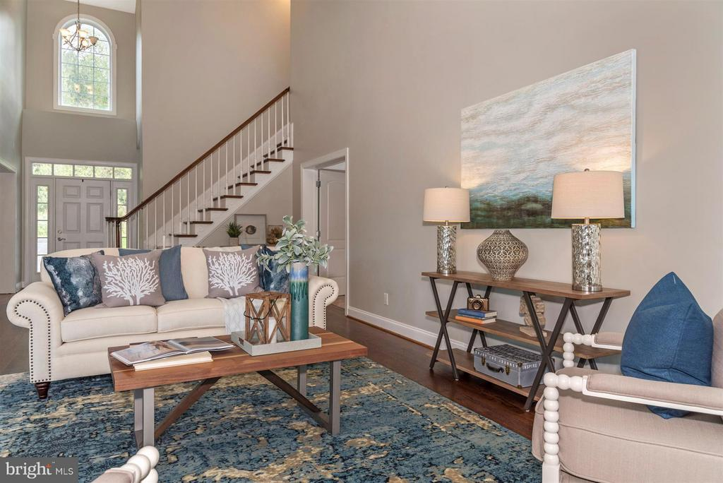 Living Room - 6520 NIGHTINGALE CT, NEW MARKET
