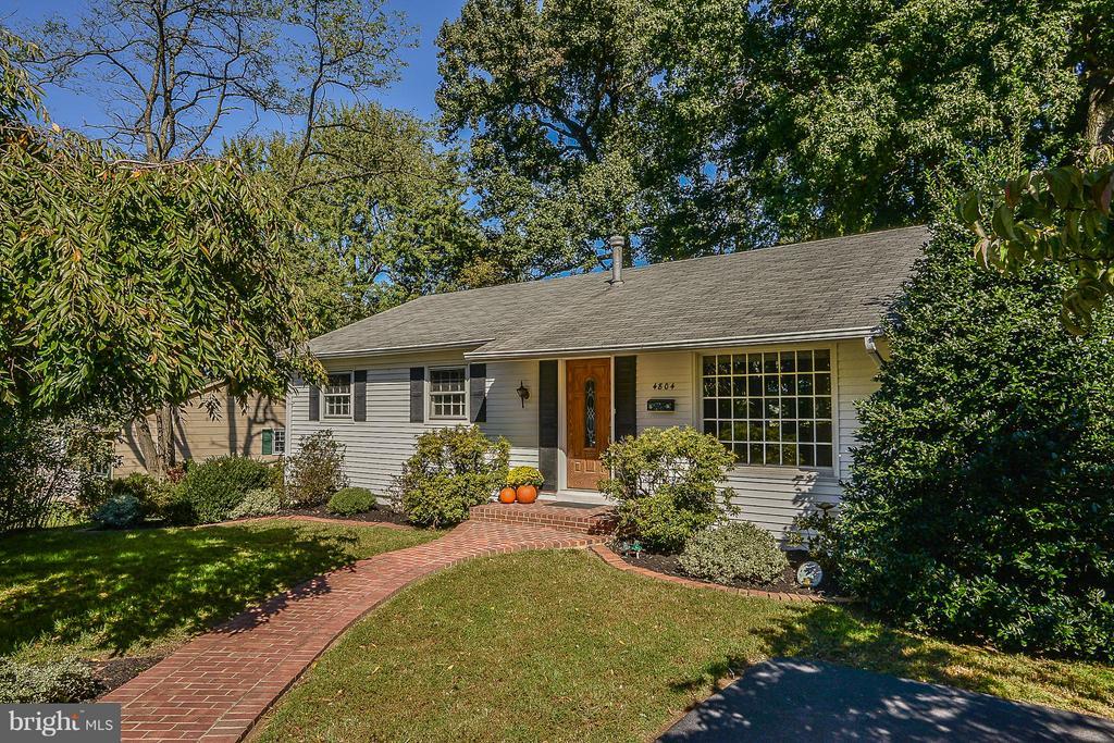 Franconia Homes for Sale -  New Listings,  4804  POPLAR DRIVE