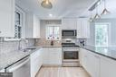 High quality gourmet kitchen - never been used - 233 WHITMOOR TER, SILVER SPRING
