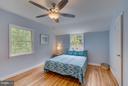 Master BR fit for King +Queen (queen bed pictured) - 233 WHITMOOR TER, SILVER SPRING