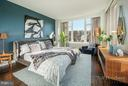 Bedroom (Master) - 4915 HAMPDEN LN #302, BETHESDA