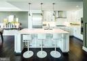 Kitchen - 4915 HAMPDEN LN #301, BETHESDA