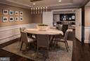 Building Amenities- Meeting Room - 4915 HAMPDEN LN #301, BETHESDA