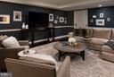 Building Amenities- Club Room - 4915 HAMPDEN LN #301, BETHESDA
