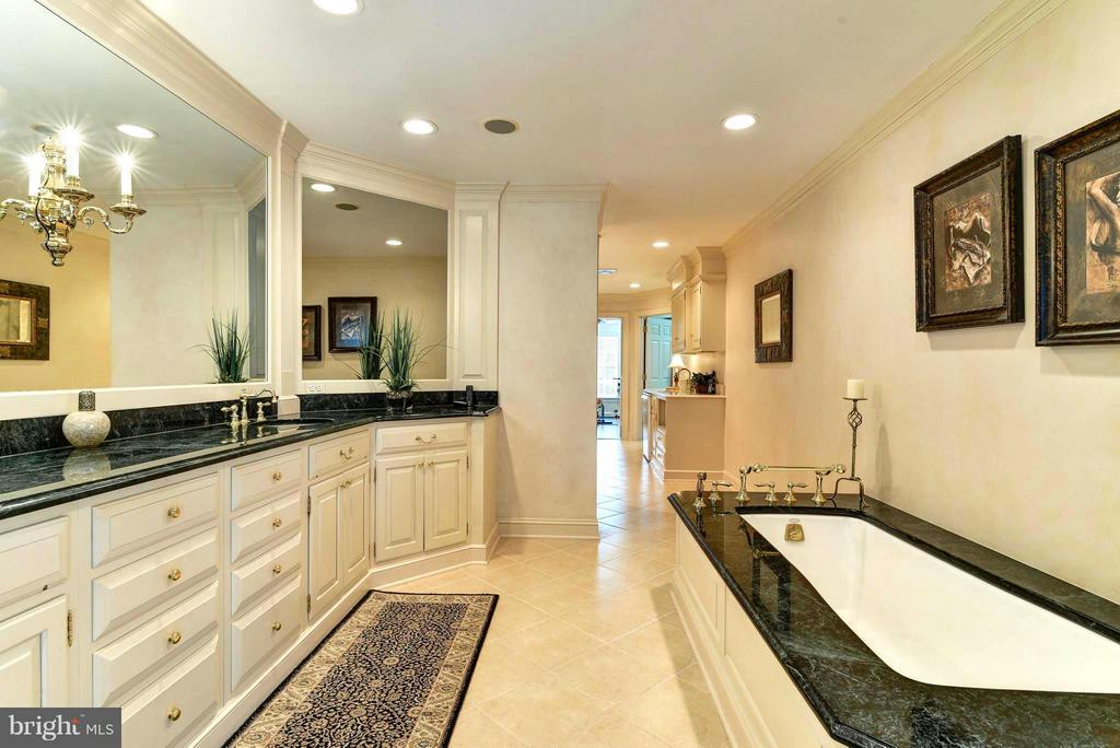 Bath (Master) - 3810 RANDOLPH CT, ARLINGTON
