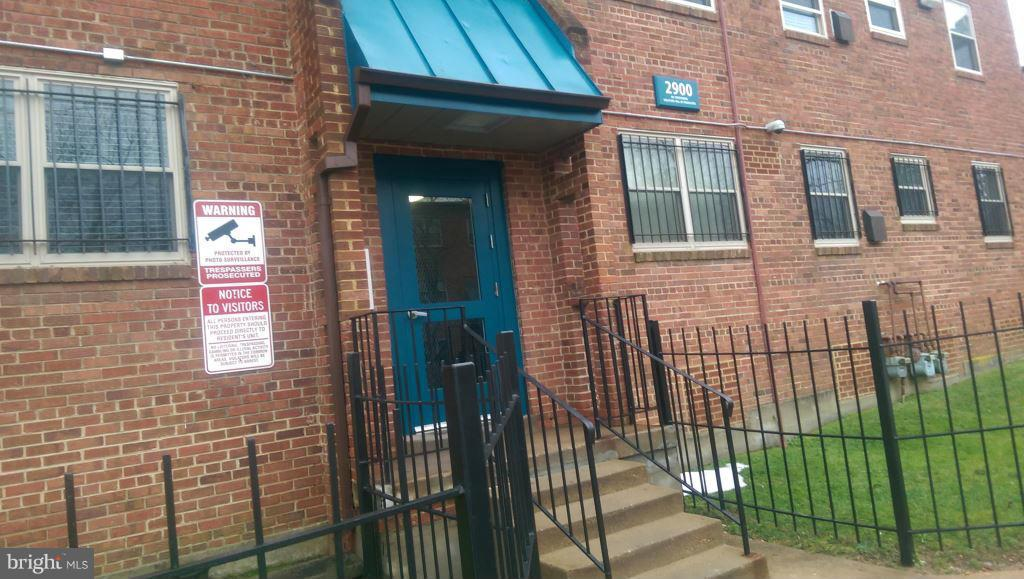 Entrance to 2900 Pomeroy - 2647 MARTIN LUTHER KING JR AVE SE #203, WASHINGTON