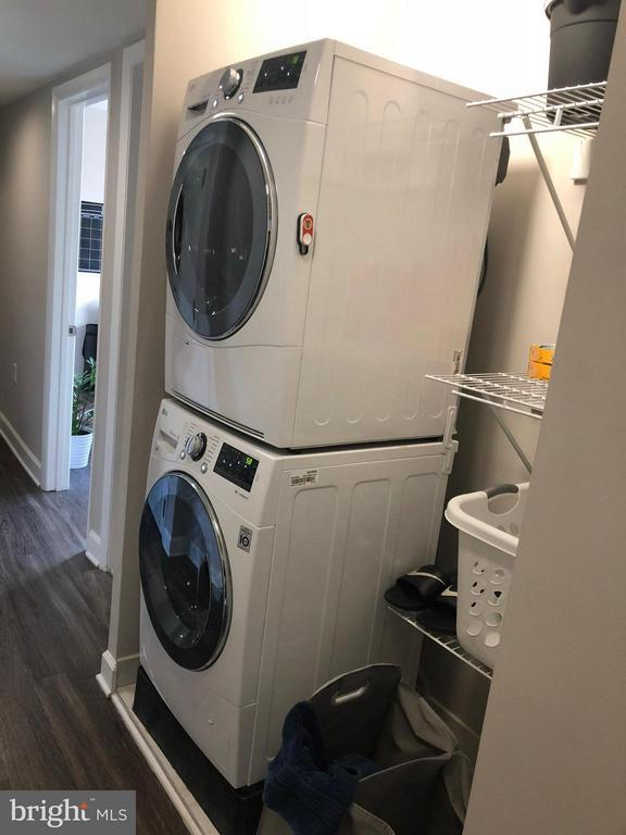 Laundry - 2647 MARTIN LUTHER KING JR AVE SE #203, WASHINGTON