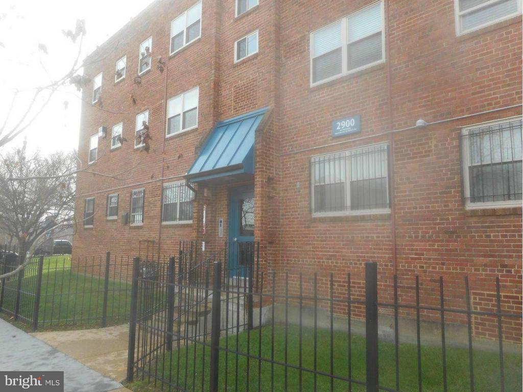 Exterior (Front) 2900 Pomeroy - 2647 MARTIN LUTHER KING JR AVE SE #203, WASHINGTON