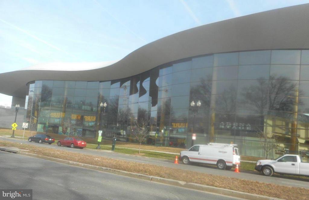 Arena Stage - 2647 MARTIN LUTHER KING JR AVE SE #203, WASHINGTON