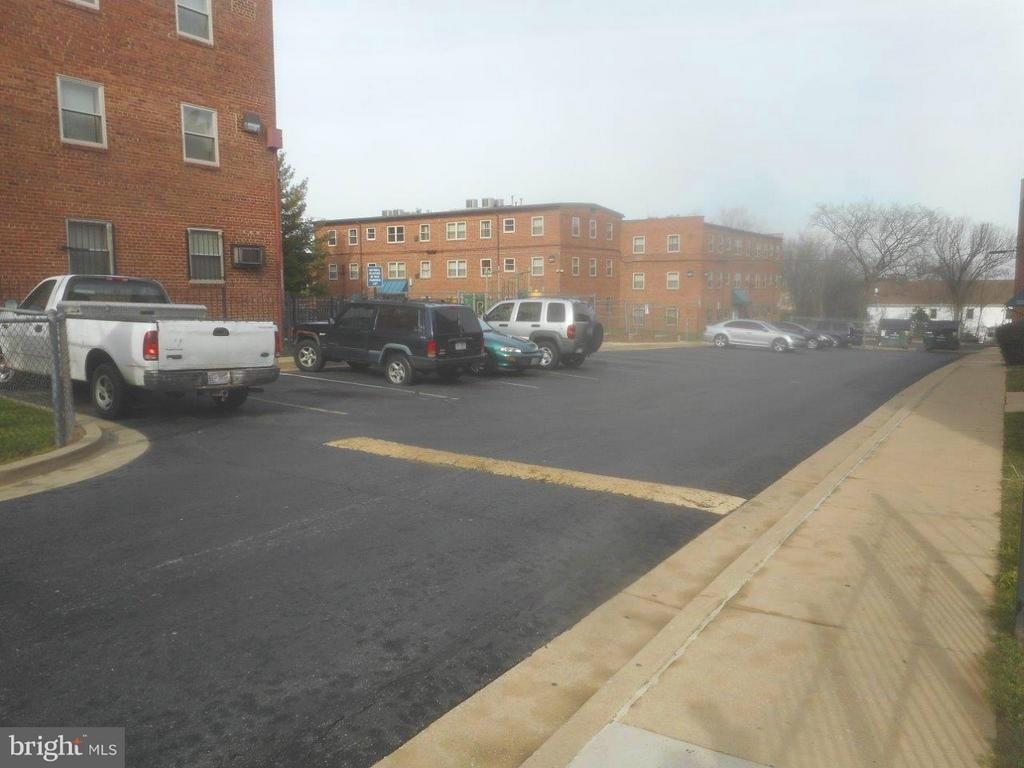 Parking Lot #1 - 2647 MARTIN LUTHER KING JR AVE SE #203, WASHINGTON