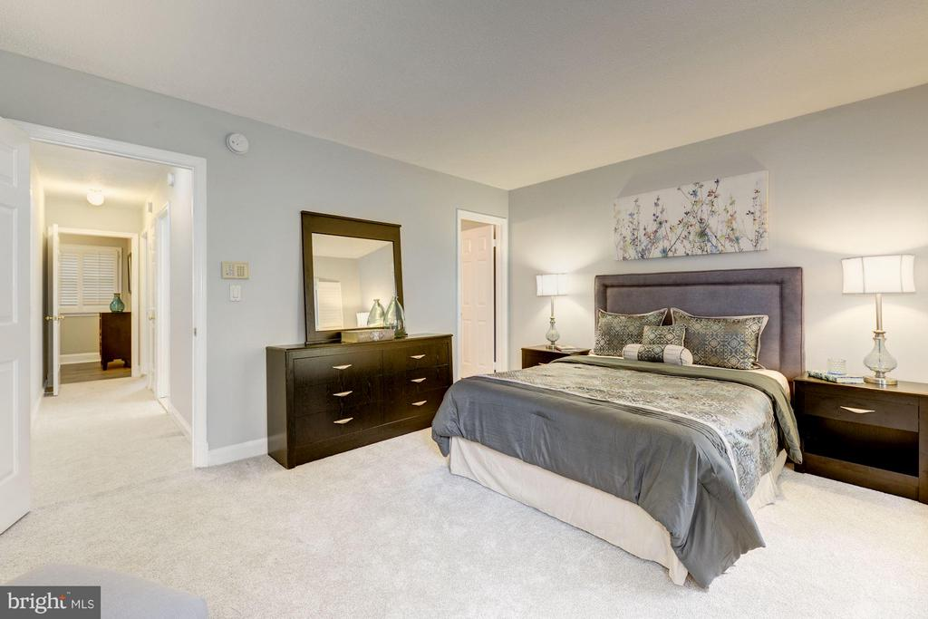 Bedroom (Master) - 4311 MASSACHUSETTS AVE NW #4311, WASHINGTON
