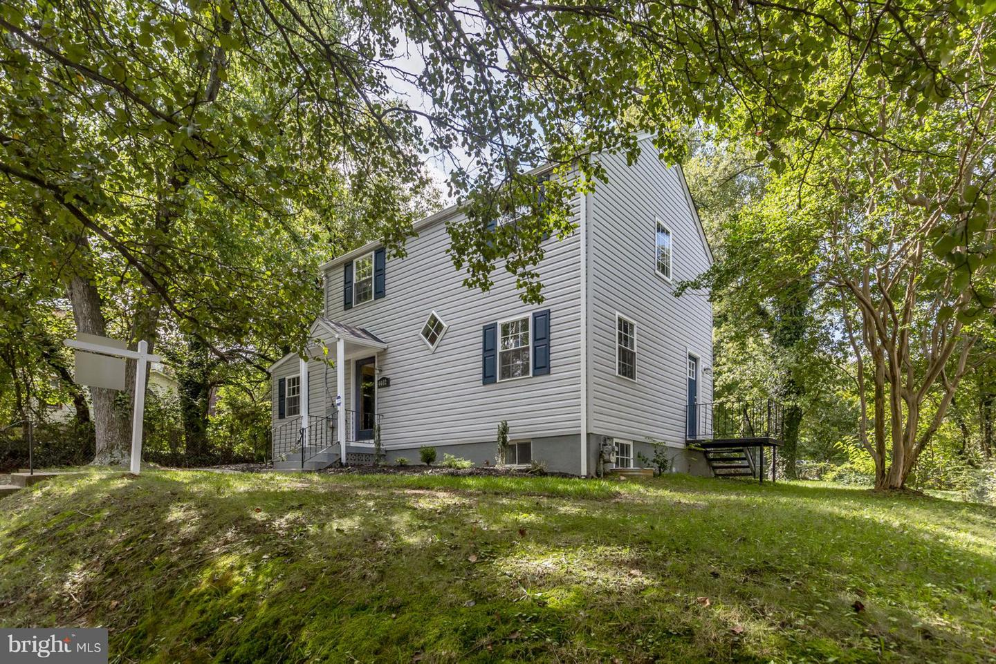 Photo of home for sale at 4402 32nd Street, Mount Rainier MD