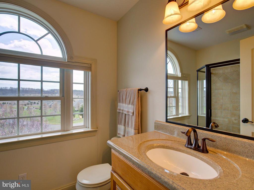 Beautiful views from upper levels as well! - 121 GRANVILLE CT, WINCHESTER