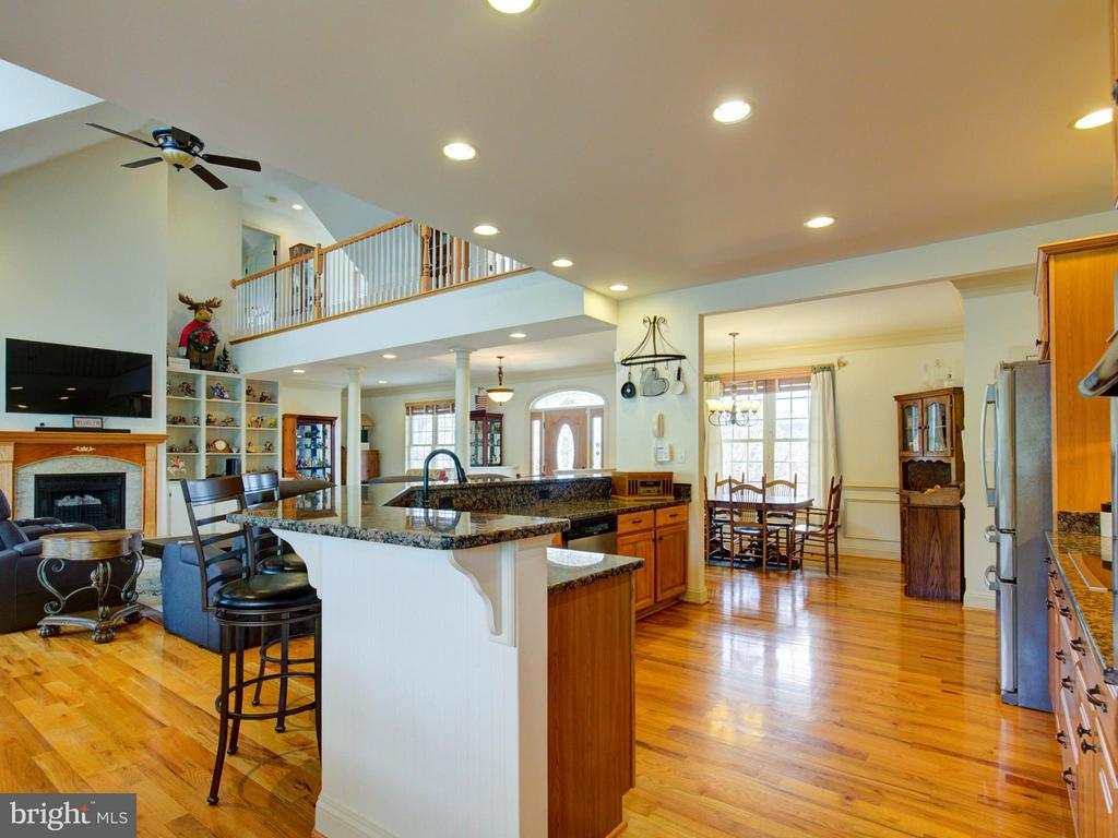 Open, spacious, and modern - 121 GRANVILLE CT, WINCHESTER