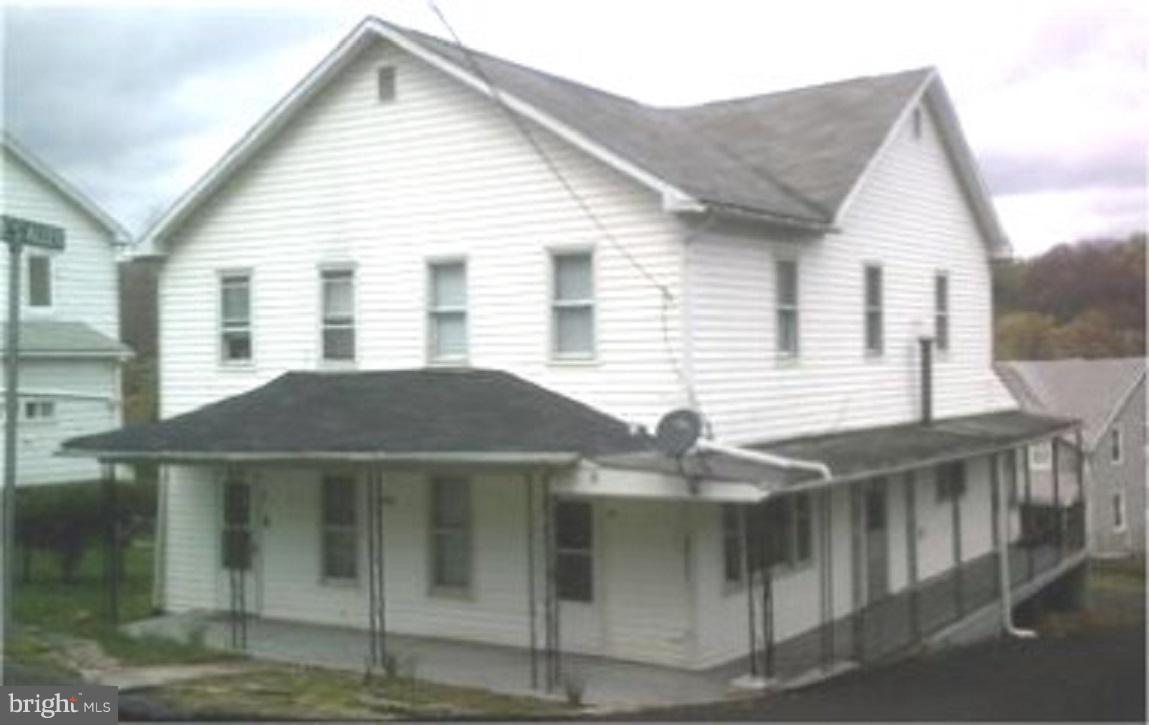 Single Family for Sale at 14931 Paradise St Midland, Maryland 21542 United States