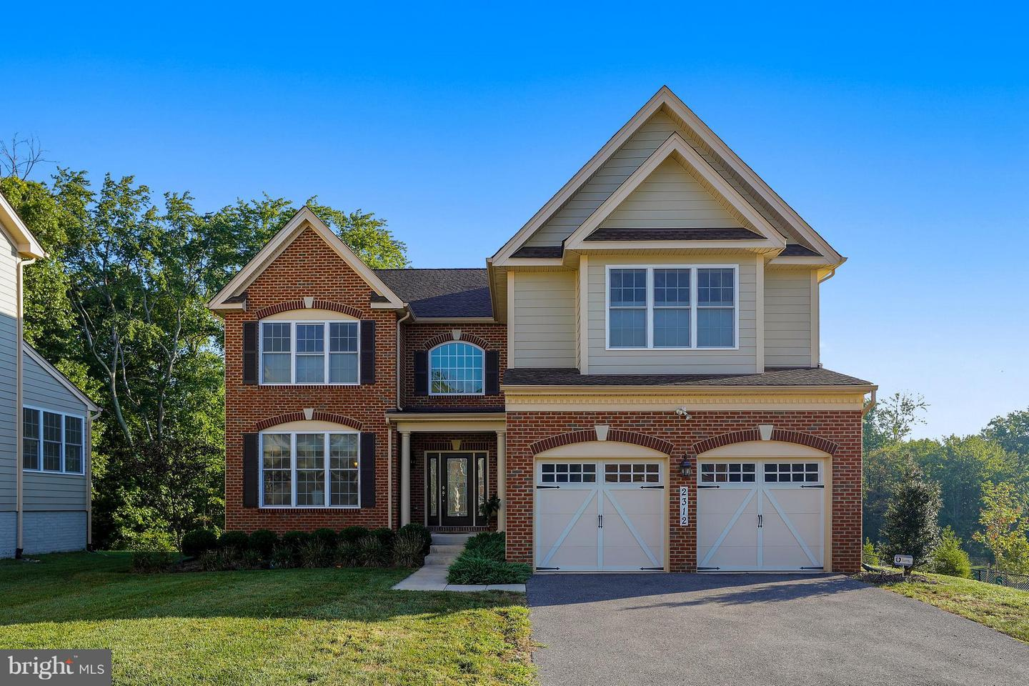 Single Family Home for Sale at 2312 Sycamore Place 2312 Sycamore Place Hanover, Maryland 21076 United States