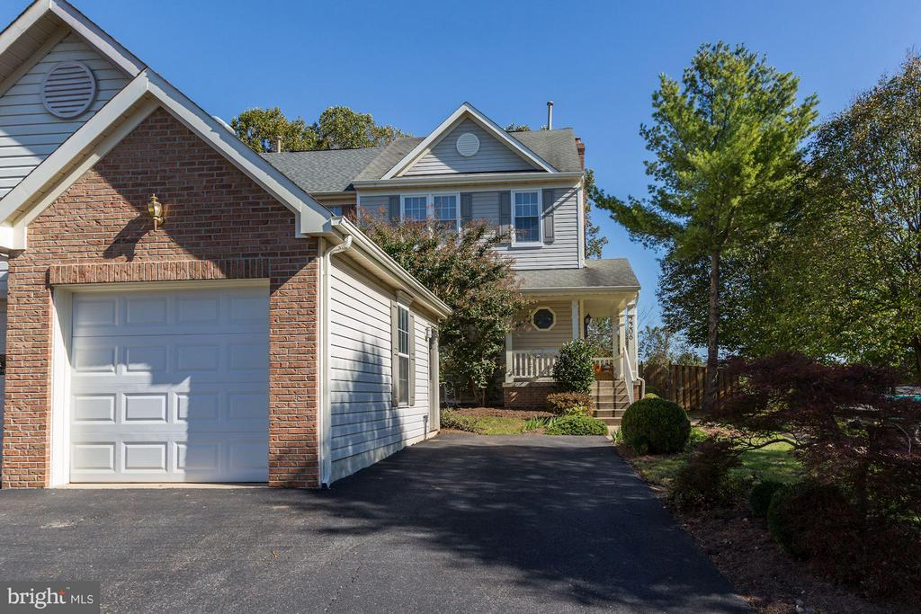 Detached 1-Car Garage - 2206 WINTER GARDEN WAY, OLNEY