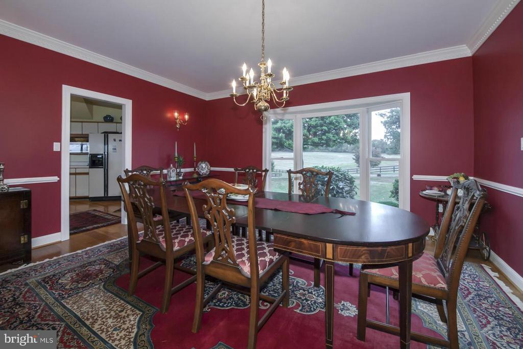 Dining Room - 2933 ROKEBY RD, DELAPLANE