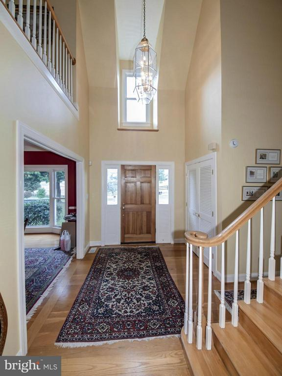 Entrance Hall - 2933 ROKEBY RD, DELAPLANE